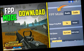 fpp mode pubg mobile lite zip