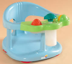 image of gathtub ring seat for babies