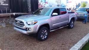 ALL NEW 2016 Toyota Tacoma - YouTube