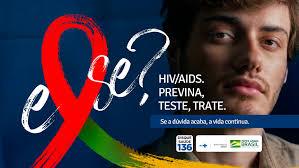 Resultado de imagem para 135 mil brasileiros vivem com HIV e não sabem, estima Ministério da Saúde