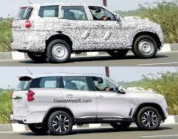 Mahindra Scorpio Design 2020 Mahindra Scorpio Likely To Get Alturas Inspired Front