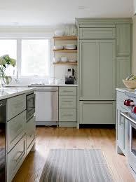 sage green kitchens