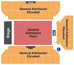 Floyd L Maines Veterans Memorial Arena Seating Chart Floyd L Maines Veterans Memorial Arena Tickets In