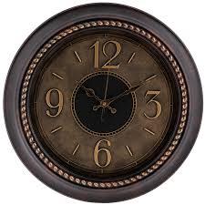 tortoise round wall clock hobby lobby