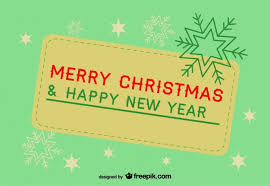 merry christmas and happy new year banner. Exellent Happy Retro Banner Of Merry Christmas And A Happy New Year Free Vector On Merry Christmas And Happy New Year Banner R
