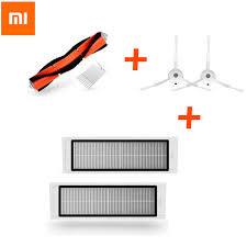 Original XIAOMI MI Robot <b>Vacuum accessories</b> Side Brush <b>2pcs</b> ...