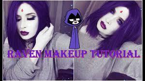 ans raven makeup tutorial look inspired by gabriel picolo s art jordeekai