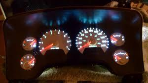 2004 Dodge Ram 1500 Instrument Cluster Lights Cluster Led Dodge Ram Auto Leds