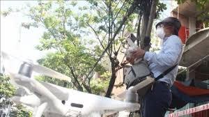 Đà Nẵng sử dụng flycam giám sát việc chấp hành 'ai ở đâu ở yên đó' tại các  khu dân cư
