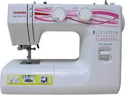 <b>Швейная машинка JANOME Sew</b> Line 500s (белый)