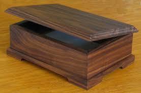 keepsake box plans
