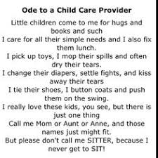 Childcare Quotes Awesome 48 Best Child Care Provider Appreciation Day Images On Pinterest