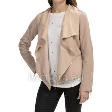durable bernardo women s leather blush jackets jacket suede d front and coats contemporary