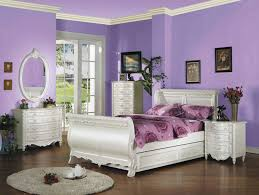 bedroom design for girls purple. Image Of: Twin Bedroom Sets For Girls White Design Purple