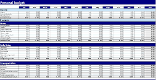 personal finance budget templates personal budget excel template opnlp co
