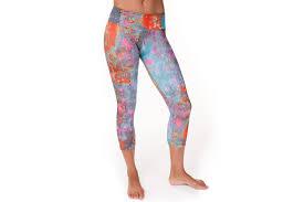 Patterned Yoga Leggings