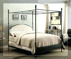 chrome canopy bed – alcoaportovesme.info