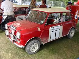 1964 Morris Mini Cooper S Works Rally Gallery | Gallery ...