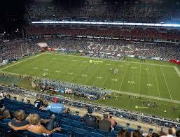 Tennessee Titans Virtual Seating Chart Nissan Stadium Section 333 Seat Views Seatgeek