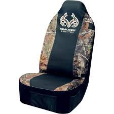 realtree universal bucket seat cover