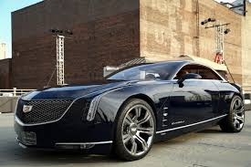 Cadillac Elmiraj could spawn huge halo production coupe - SlashGear