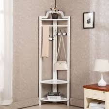 Small Coat Rack Stand Narrow Coat Stand Hallway Bijou Coat Rack With Seat And Shoe 41