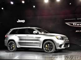 2018 jeep srt trackhawk. perfect jeep pricing has yet to be released for the jeep grand cherokee srt trackhawk  but look at least a 10000 premium over existing modelsu0027 msrp of  and 2018 jeep srt trackhawk 8