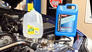 Antifreeze Ratio Temperature Chart Quest For The Ideal Coolant Ratio
