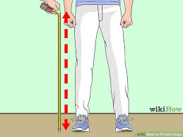 Golf Club Shaft Length Fitting Chart 34 Curious Golf Club Distance Chart In Meters