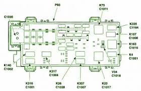 fuel pump relaycar wiring diagram page 17 2001 ford ranger xlt battery junction box fuse box diagram