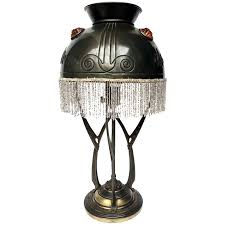 Art Nouveau Table Lamps 400 For Sale At 1stdibs