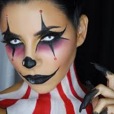 look requires heavy contouring i used in toast new tutorial on my favorite favorite clown makeup look dels face