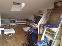 video gaming room furniture. The Attic Game Room Video Gaming Furniture E