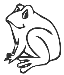 Frog Coloring Page Printable   Animal Coloring pages of ...