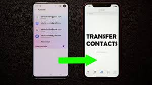 How to Transfer Contacts from Android to iPhone (Fast and Easy) - YouTube