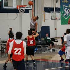 most hoops unlimited games are held at the map sports facility