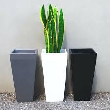 diy tall planter planters tall black planter large rectangular planters outdoor rectangular planter boxes wood diy tall