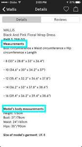 Bench Jeans Size Chart Measurements Help Topics