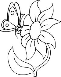 Un Fiore Girasole Da Stampare E Da Colorare Disegni Da Colorare E