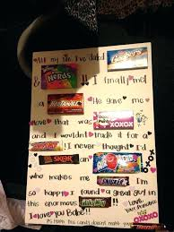 cute valentines day ideas for him birth your boyfriend high homemade gift who