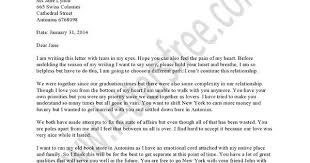 Write Good Bye Break Letter Deal With This Situation And Pen Letters