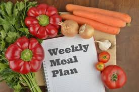 Planned Meals For A Week Save Money And The Planet With Meal Planning Small Footprint Family