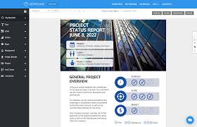 Progress Report Templates By Venngage