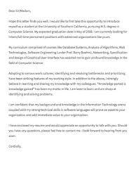 Science Cover Letter Interesting Cover Letter Science Teacher For