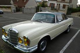 Bid for the chance to own a no reserve: Mercedes 280 Se W111 Coupe 1968 Vintage Car For Sale