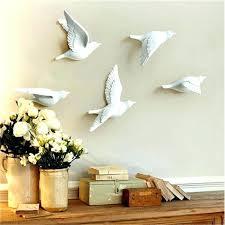 flying birds wall art nz