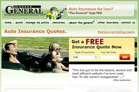 The General Car Insurance Quote Magnificent The General Car Insurance Featuring Top 48 Sites About Insurance