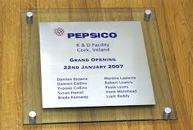 and stainless steel plates perfect for personalised quality plaques and plates for office or openings professional nameplates awardore