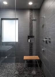 modern shower tile. Modren Tile Spacious SingleFamily Home With Fun Midcentury Modern Style  Eric Aust  HGTV Shower Tile E