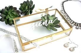 image 0 personalized baby jewelry box al personalized baby jewelry box mid century